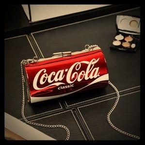 Brie's Mirror Coca-Cola
